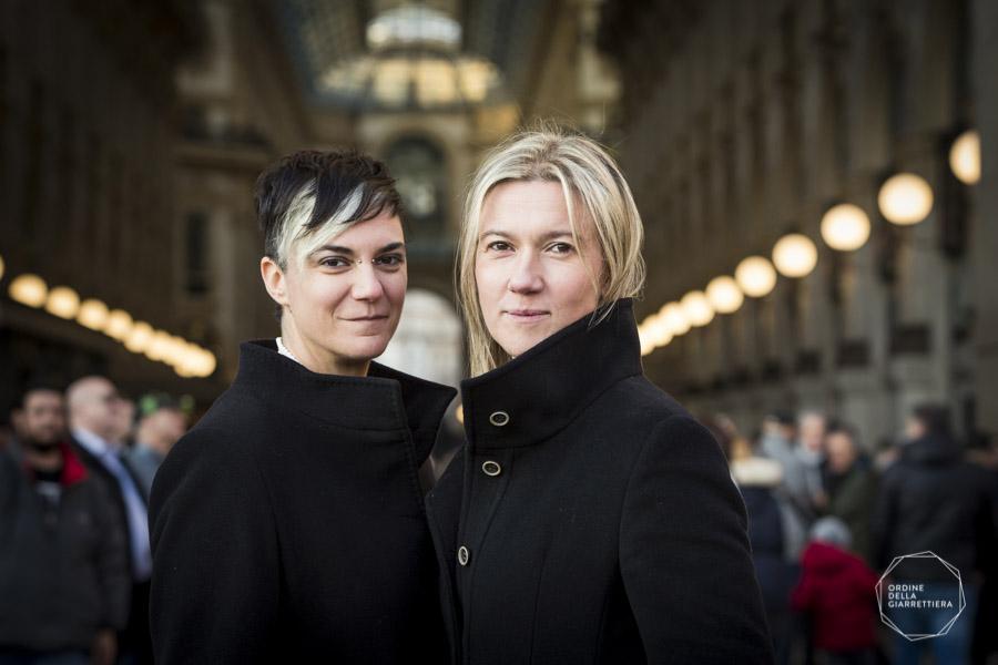 Ritratto Spose in Galleria Vittorio Emanuele