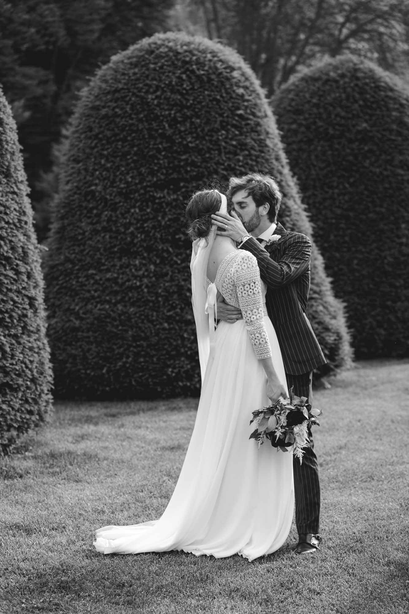 Baci in bianco e nero