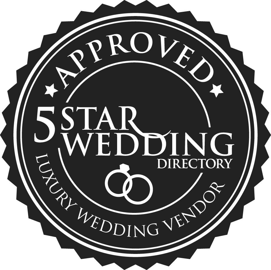5 stars wedding